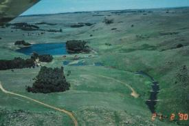 Aerial-Photos-1990-taken-By-Geoff-Taylor-when-he-first-visited-Millstream-0001-3-2